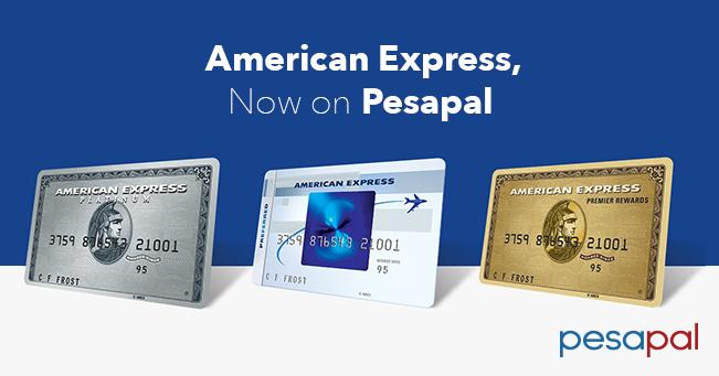 Pesapal Integrates American Express