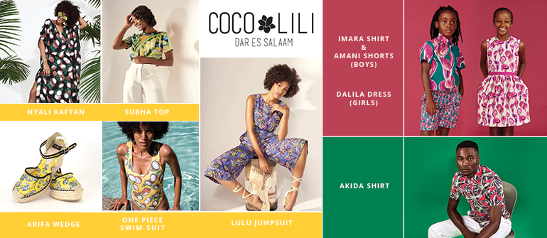 Cocolili Africa; The Story of An East African Retail Brand