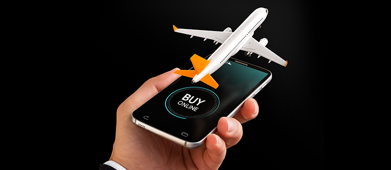 Book Flights To Any Destination in Kenya Using The Pesapal Mobile App