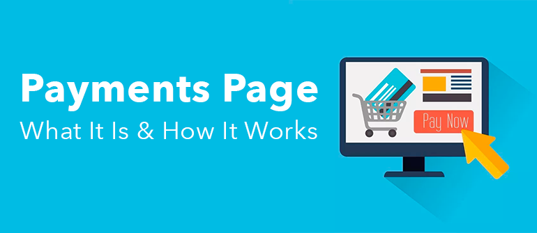 How To Get Paid Online Using the Payments Page