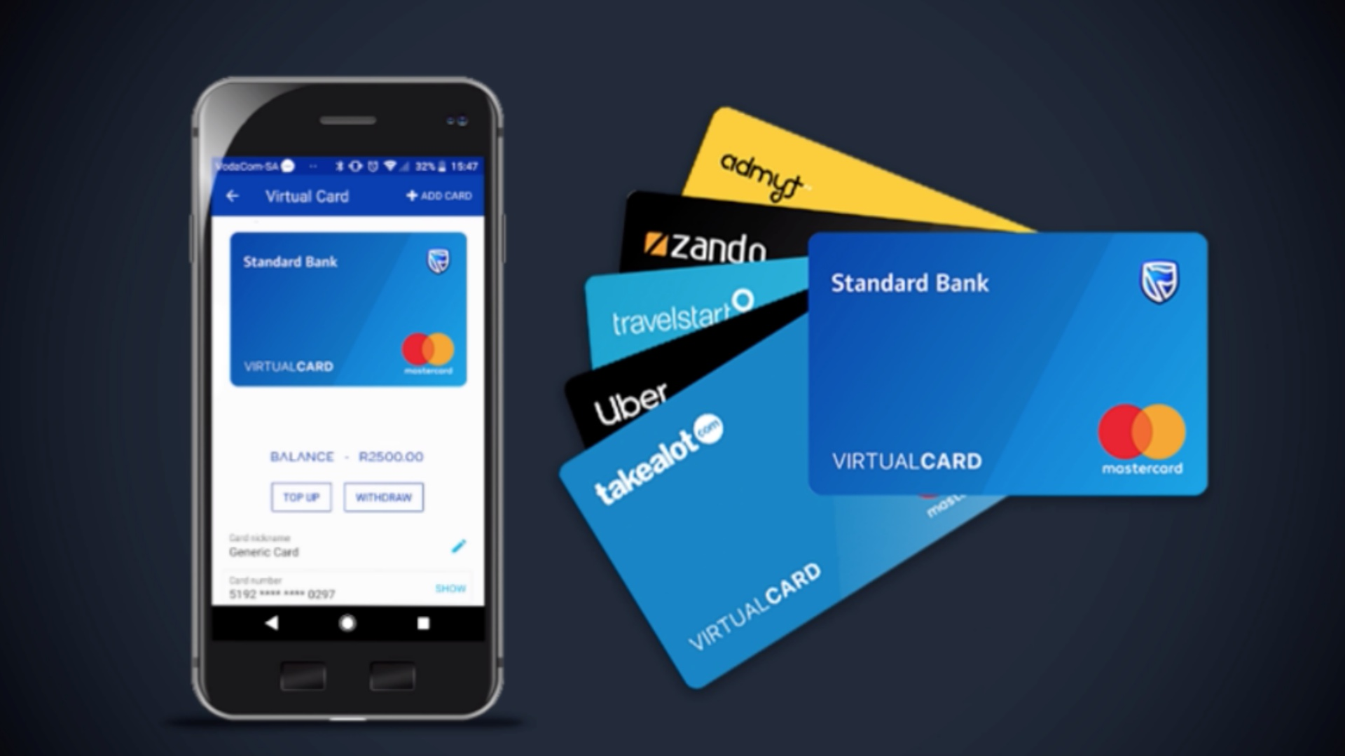 Accept Virtual Card payments seamlessly