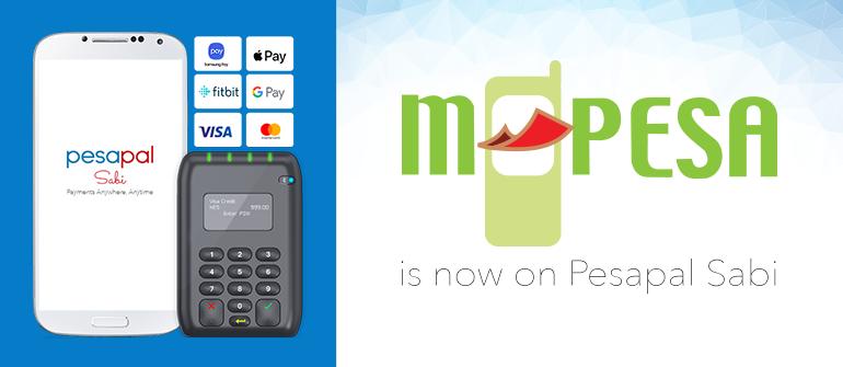 Introducing M-PESA Express On Pesapal Sabi