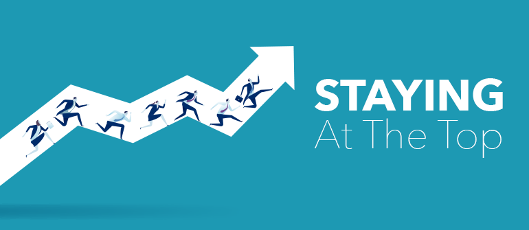 5 Ways You Can Stay At The Top Of The Game In Your Business Today