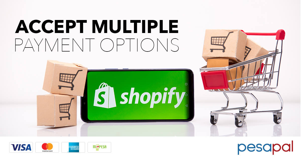 The Simple Way To Integrate Pesapal Into Your Shopify Shop