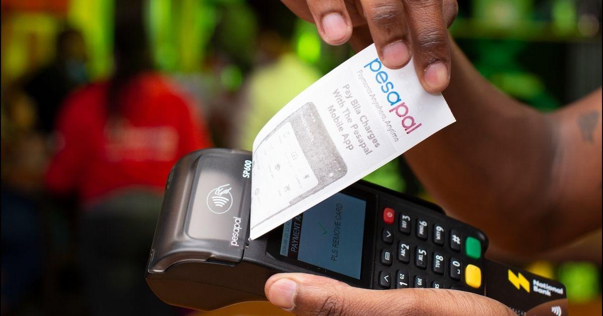 Getting A Card Acceptance Machine (PDQ)