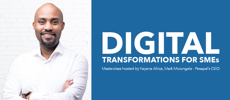 Masterclass on Digital Transformations for SMEs